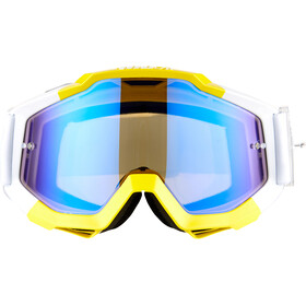 100% Accuri Anti Fog Mirror Goggles, astra
